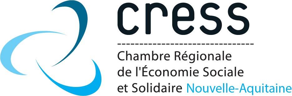 Logo CRESS Nouvelle Aquitaine - VL