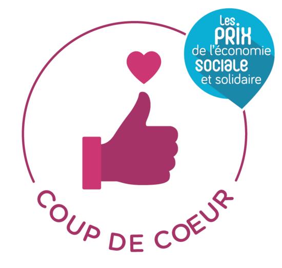 A partir du 7 novembre, votez pour le PRIX COUP DE CŒUR de l'ESS